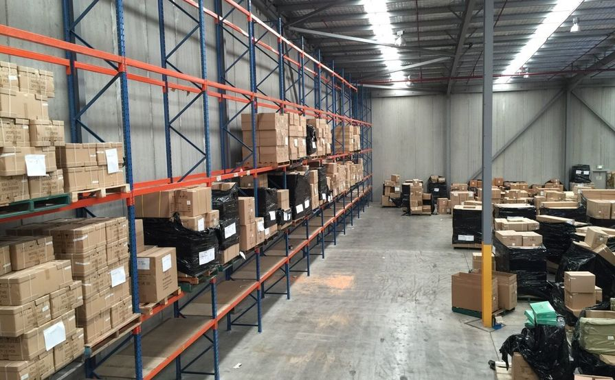 Commerical warehouse space available