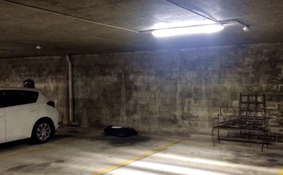 Safe, Secure & Covered Underground Car Space - Centennial Park / Paddington - available from 07/01/17