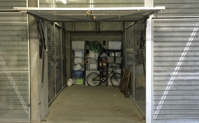 Secure Garage/Storage Cage in Balmain East - easy access