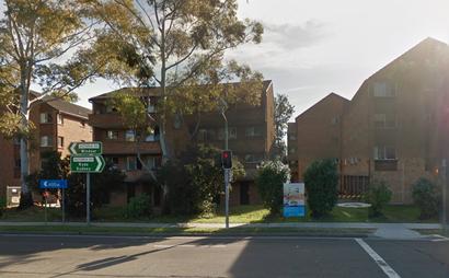 North Parramatta - Garage in Ross St