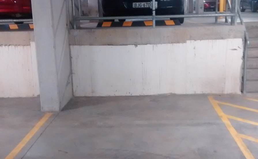 Underground Covered Car Parking @ George Street Parramatta (Available 15Dec)