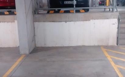 Underground Covered Car Parking @ George Street Parramatta