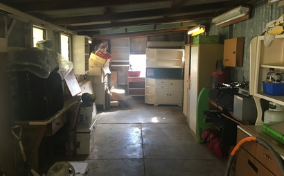 Secure, double-garage in Reservoir avail now for short to long-term storage