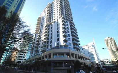 Secure car space for rent in Chatswood