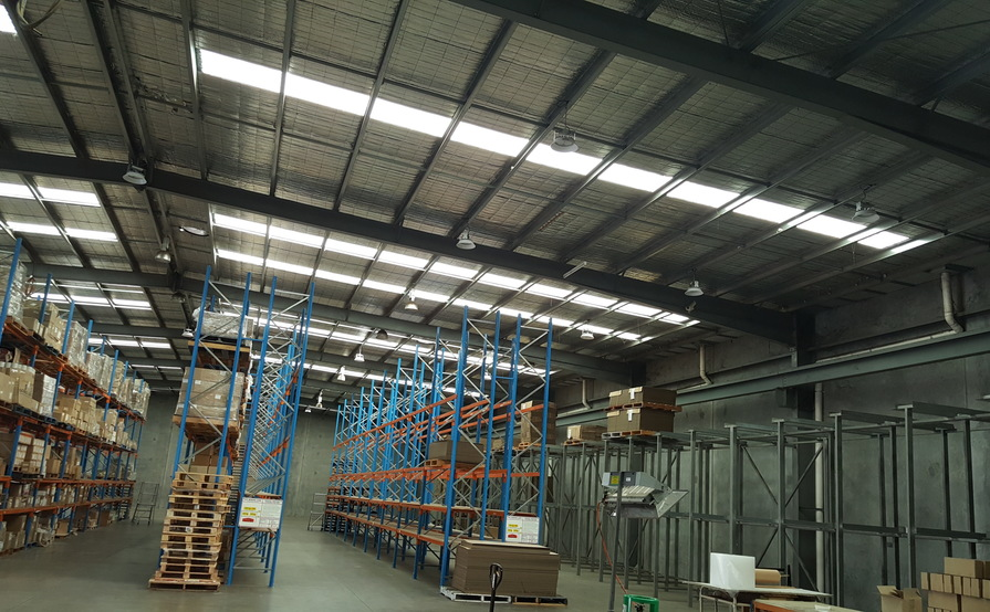 Sunshine West - 1 Standard Pallet for Rent in a Secure Warehouse