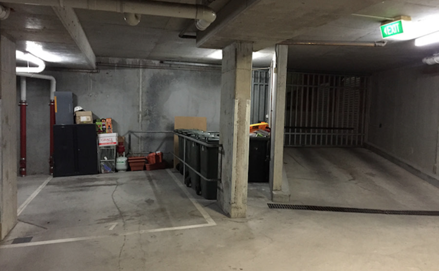 Affordable undercover Melbourne car space in CBD, convenient and secure
