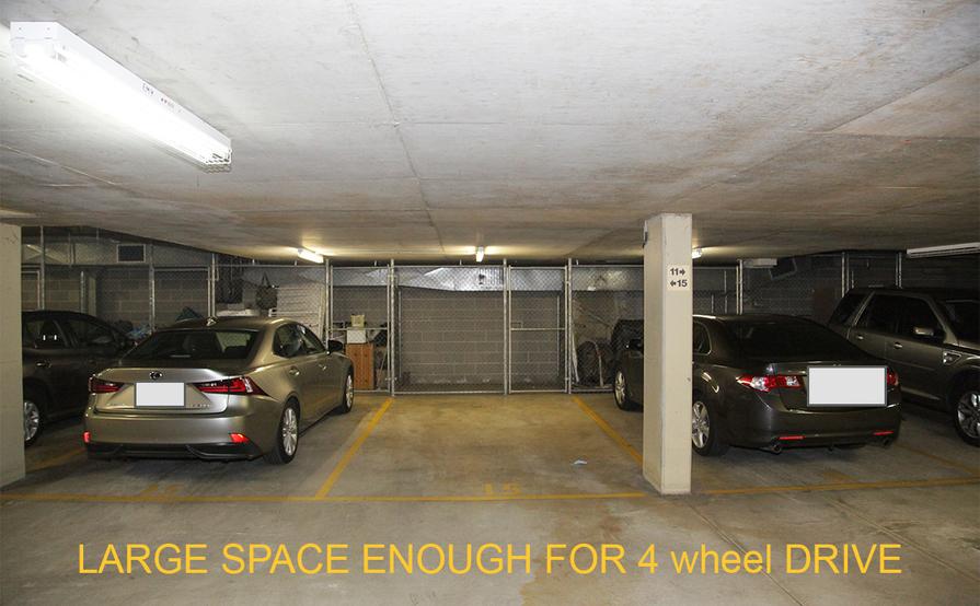 Ashfield Car park for rent