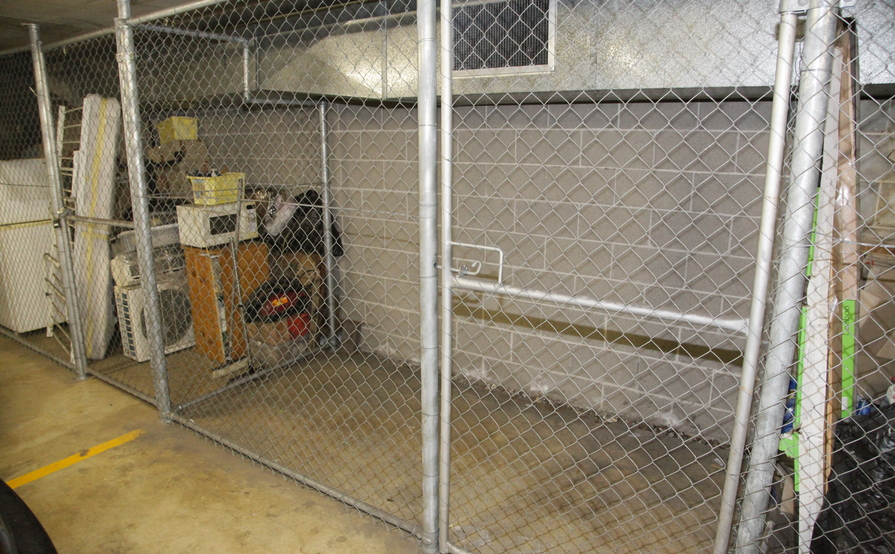 Secure storage in Ashfield