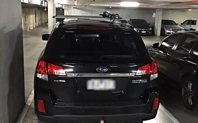Parking Space in the middle of Melbourne CBD!