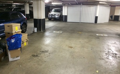 UnderCovered car space