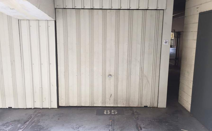 Single Car Garage or Storage in St Kilda