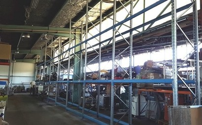 Mentone - 100 sqm Warehouse Space