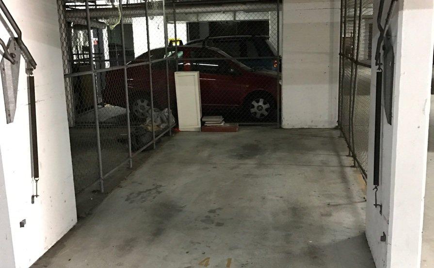 Secured Parking on Cook Rd