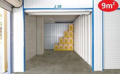 Self Storage in Coolum - 9sqm