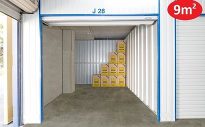 Self Storage in Virginia - 9sqm