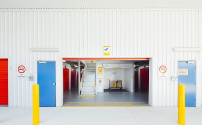 Self Storage in North Melbourne - 10.5 sqm