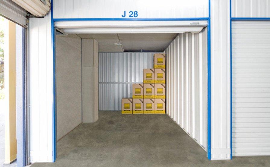 Self Storage in Brunswick - 8.75 sqm