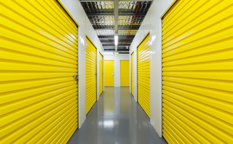 Self Storage in Brunswick - 10.4 sqm
