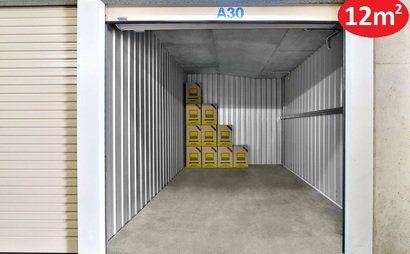 Self Storage in Brunswick - 12sqm