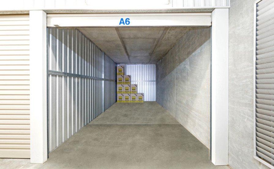 Self Storage in Brunswick - 52sqm