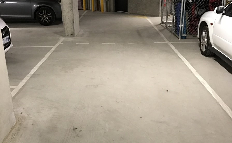 2 merged 24/7 car park for rent