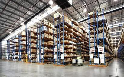 Pallet Storage in Illawarra