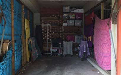 Storage Space - Large Garage