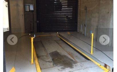 North Sydney - Secure underground parking space (car stacker system)