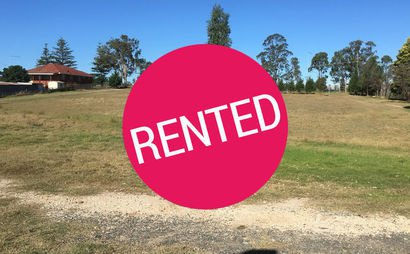 Leppington - Yard for Rent Suit for 40ft. container