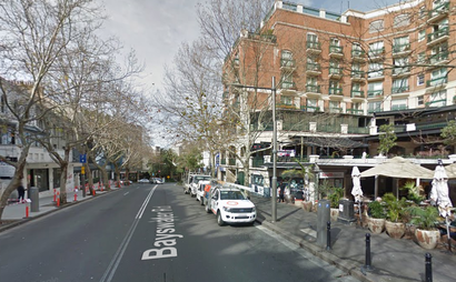 Car Space in Potts Point - Great location, security 24/7