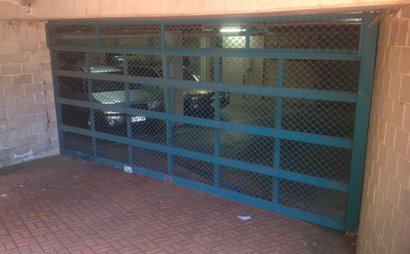 Renting our secure indoor parking