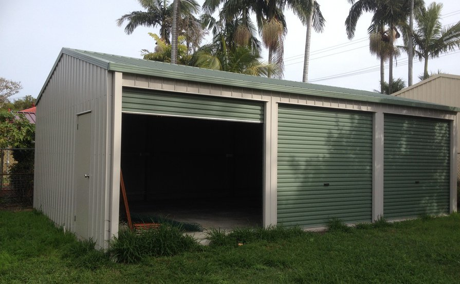 Cheap 6x9M Shed