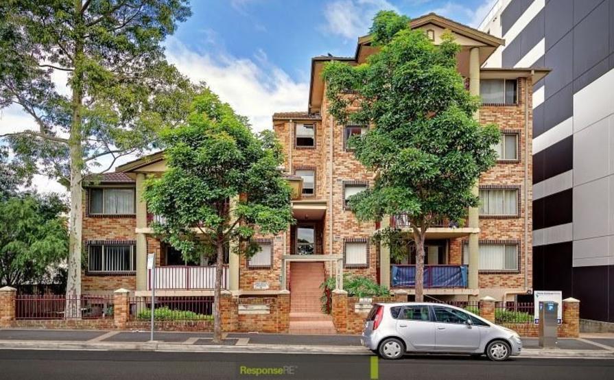 Parramatta - Parking