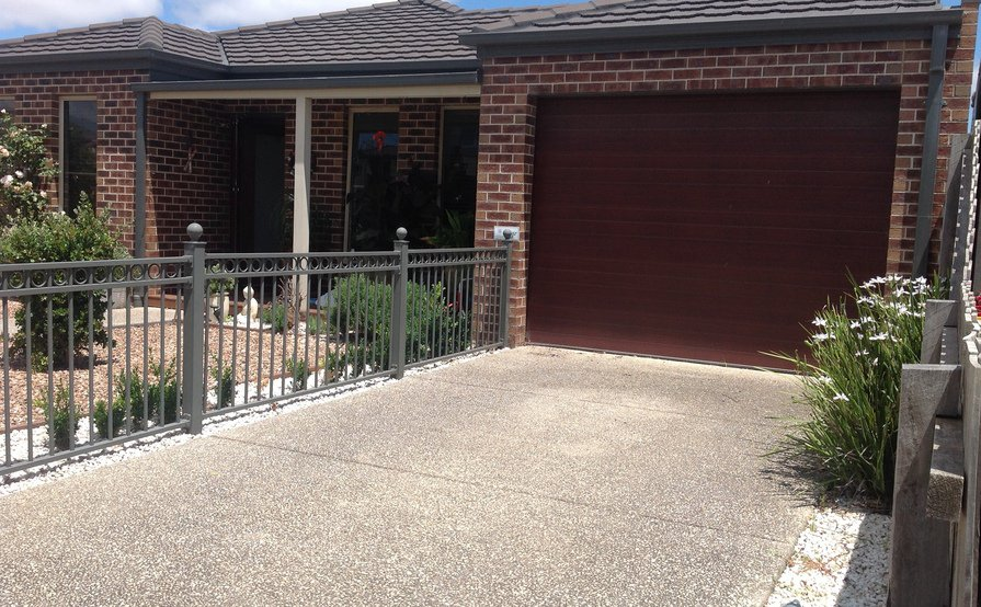 Fantastic driveway for your usage