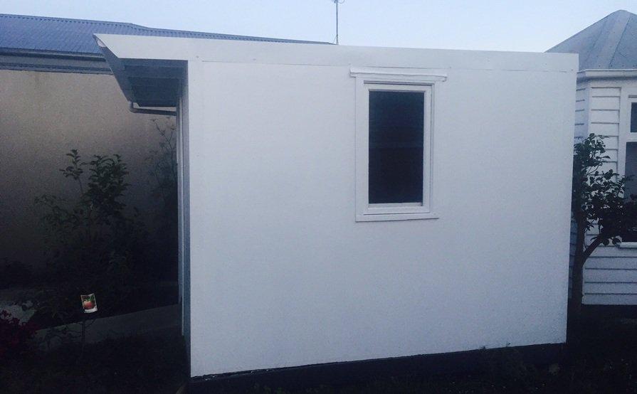 3x3 m Storage Shed