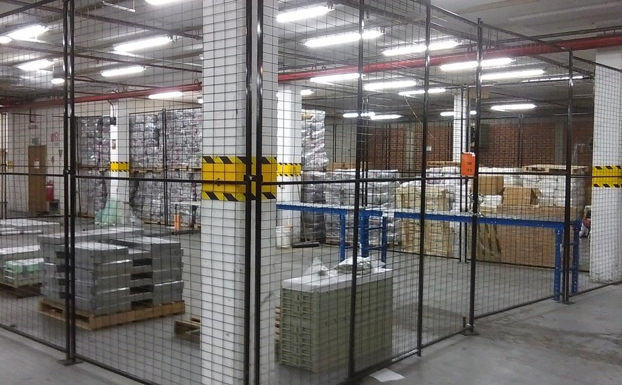 Warehouse space from 100sqm to 199sqm