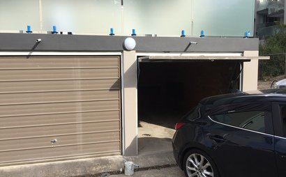 North Bondi -  lock-up garage