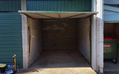 Large Lock-up Garage