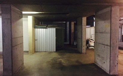 Fullerton St Woollahra secure car space
