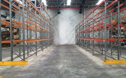 Kurnell - Warehouse Pallet spaces for rent (50 pallets)