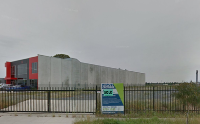 Carrum Downs - Industrial Yard space suit for 20ft Shipping Container