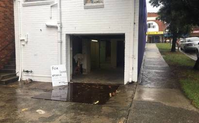 Chatswood - 97 Square Metere Basement for Let
