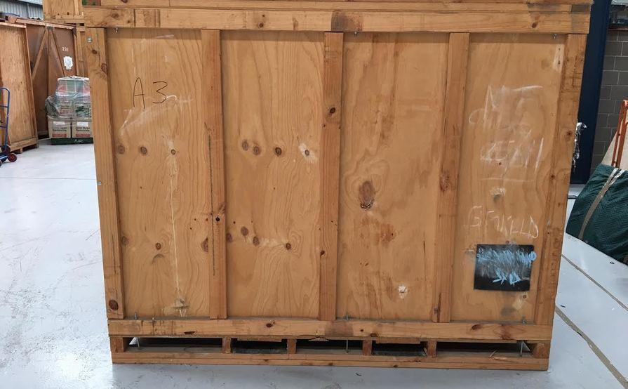 Punchbowl - 7m3 Module Storage