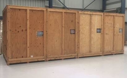 Punchbowl - 10m3 Module Storage