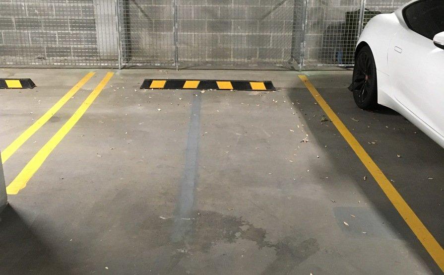 Secure Parking PLUS Storage