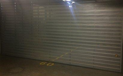 Double lock-up garage