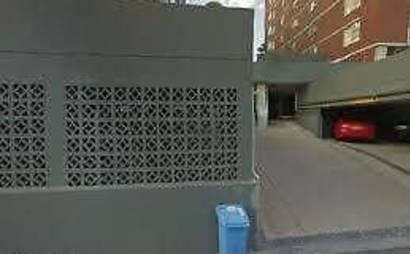North Sydney - Secured Car space