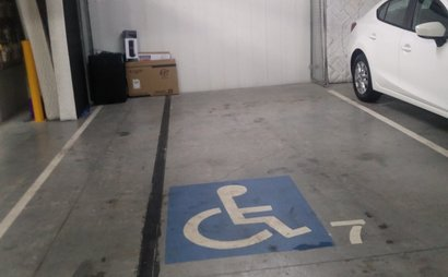 Secure car park space in Alexandria (opposite bunnings warehouse)