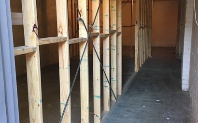 Warehouse Storage Space (Dedicated entry)