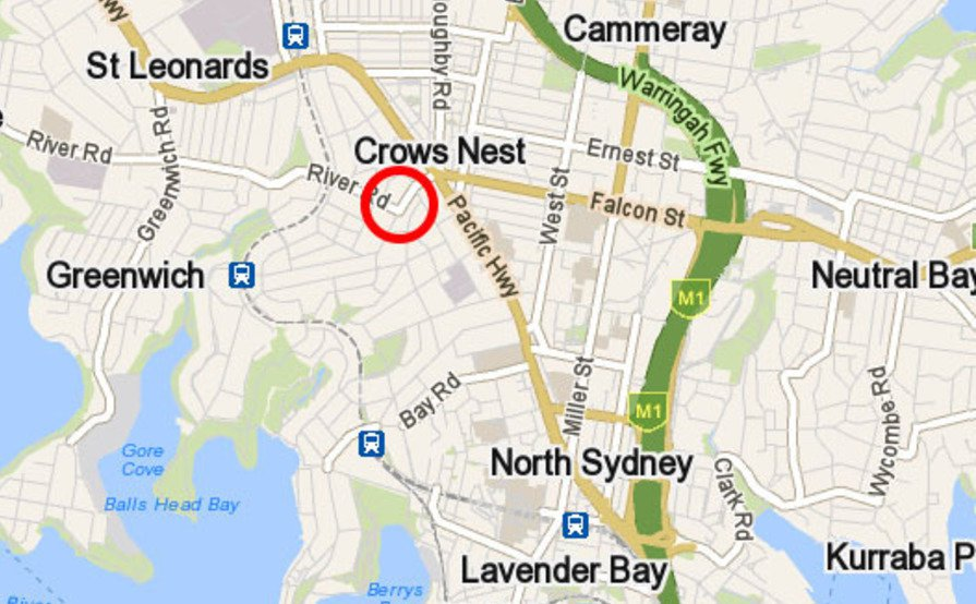 Undercover Car Space - Wollstonecraft/Crows Nest $50pw